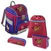 Ранец Step By Step Touch2 Lucky Horses - Ранец, рюкзак, сумка, папкаРанцы, рюкзаки, сумки<br>Основное отделение на магнитном замке способно вместить в себя документы и учебники форматом до А4.<br>