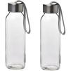 Бутылки Glasslock IG-716 - Посуда для готовкиПосуда для готовки<br>Нано-бутылки подходят для использования в морозильной камере, холодильнике и посудомоечной машине. Объем: 0.24 л. Материал корпуса: стекло. Материал крышки: металл.<br>