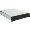 Procase B205-B-0 (черный) - Рэковое сетевое хранилищеРэковые сетевые хранилища<br>Тип корпуса: Rackmount, без БП, внутренних отсеков 3,5: 6, отсеков 5,25: 2, 1хUSB 2.0, размер: 483х91х593 мм.<br>