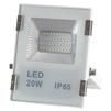 Falcon Eye FE-ZS20LED (белый) - Садовый прожекторСадовые прожекторы<br>Мощность: 20 Вт, световой поток 1600 Лм, цветовая температура: 6000 - 6500К, входное напряжение: 85-265 В, класс защиты IP65.<br>