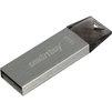 SmartBuy U10 16GB (серебристый) - USB Flash driveUSB Flash drive<br>Флешка SmartBuy U10 16GB - 16 Гб, USB 2.0, материал корпуса: металл<br>