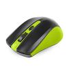Smartbuy ONE 352 (SBM-352AG-GK) (черный, зеленый) - МышьМыши<br>Беспроводная мышь, 800/1200/1600 dpi, интерфейс подключения - USB, тип сенсора - оптический.<br>