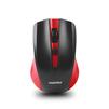 Smartbuy ONE 352 (SBM-352AG-RK) (черный, красный) - МышьМыши<br>Беспроводная мышь, 800/1200/1600 dpi, интерфейс подключения - USB, тип сенсора - оптический.<br>