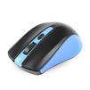 Smartbuy ONE 352 (SBM-352AG-BK) (черный, голубой) - МышьМыши<br>Беспроводная мышь, 800/1200/1600 dpi, интерфейс подключения - USB, тип сенсора - оптический.<br>