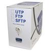 Витая пара FTP кат5е 305м (5bites FS5505-305A) (серый) - КабельСетевые аксессуары<br>Фольгированная витая пара, категория 5е, для прокладки внутри помещений, материал проводника: CCA, материал оболочки: PVC, длина 305м.<br>