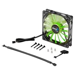AeroCool Shark Fan Evil Green Edition 12cm (� ������� ����������)