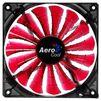 AeroCool Shark Fan Devil Red Edition 12cm - Кулер, охлаждениеКулеры и системы охлаждения<br>AeroCool Shark Fan Devil Red Edition 12cm - система охлаждениядля корпуса, включает 1 вентилятор диаметром 120 мм, скорость вращения 800 - 1500 об/мин, регулятор оборотов, уровень шума 12.6 - 26.5 дБ, цвет подсветки: красный<br>