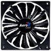 AeroCool Shark Fan Black Edition 12cm - Кулер, охлаждениеКулеры и системы охлаждения<br>AeroCool Shark Fan Black Edition 12cm - система охлаждениядля корпуса, включает 1 вентилятор диаметром 120 мм, скорость вращения 800 - 1500 об/мин, регулятор оборотов, уровень шума 12.6 - 26.5 дБ<br>