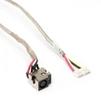 Разъем питания для ноутбука HP Pavilion DV7-1000, DV7T-1000 Series (7.4x5.0 mm) (PJ106) - Разъем питанияРазъемы питания<br>Разъем питания PJ106 для ноутбука HP Pavilion DV7-1000, DV7T-1000 Series. Под коннектор 7.4 на 5.0 мм с иглой. С кабелем 24 см. PN: DC301003H00 Rev.1.0, 480474-001, DC301004S00.<br>