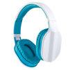 Perfeo Dual (белый, голубой) - НаушникиНаушники<br>Perfeo Dual - наушники с микрофоном, полноразмерные, 20 - 20000 Гц, чувствительность 106 дБ, импеданс 32 Ом, minijack 3.5mm, складная конструкция, оголовье.<br>