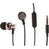 Continent HCW-7201 (черный) - НаушникиНаушники<br>Continent HCW-7201 - наушники, микрофон, внутриканальные, проводные, miniJack 3.5мм, импеданс 19 Ом, 20 – 20000 Гц, чувствительность 110 дБ, диаметр динамика 10мм, регулировка громкости.<br>
