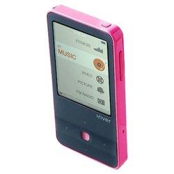 iRiver E300 4Gb (розовый с серой передней панелью)