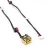 Разъем питания для ноутбука Lenovo IdeaPad G400, G500, G505 Series (11x4.5 mm) (PJ585L) - Разъем питанияРазъемы питания<br>Разъем питания PJ585L для ноутбука Lenovo IdeaPad G400, G500, G505 Series. Под коннектор 11 на 4.5 мм с иглой (Lenovo USB). C кабелем 23 см. PN: DC30100P200, DC30100NX00, DC301000Y00, DC30100DY00, DC30100OY00.<br>
