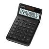 Casio MS-20UC-BK-S-EC (черный) - КалькуляторКалькуляторы<br>Калькулятор, 12-разрядный, монохромный, количество строк дисплея - однострочный.<br>