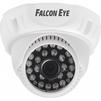Falcon Eye FE-D720MHD/20M 2.8мм (белый) - Камера видеонаблюденияКамеры видеонаблюдения<br>MHD камера (AHD/TVI/CVI/CVBS), матрица 1/4 HD CMOS H42, ИК подсветка: 24 ИК диода, 20м, Smart IR.<br>