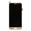 Дисплей для Samsung Galaxy J3 2016 SM-J320 в сборе (0L-00038662) (золотистый) - Дисплей, экран для мобильного телефонаДисплеи и экраны для мобильных телефонов<br>Полный заводской комплект замены дисплея для Samsung Galaxy J3 2016 SM-J320. Стекло, тачскрин, экран для Samsung Galaxy J3 2016 SM-J320. Если вы разбили стекло - вам нужен именно этот комплект, который поставляется со всеми шлейфами, разъемами, чипами в сборе.<br>Тип запасной части: дисплей; Марка устройства: Samsung; Модели Samsung: Galaxy J3 (2016) J320; Цвет: золотистый;