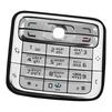 Клавиатура для Nokia N73 (М0019692) (серебристый) - Клавиатура для мобильного телефонаКлавиатуры для мобильных телефонов<br>Если клавиатура вышла из строя или просто стерлись надписи на кнопках, замените ее и Ваше устройство будет как новое.<br>