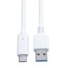 Кабель USB - USB Type C 1м (KS-is KS-325W) (белый) - Usb, hdmi кабель, переходникUSB-, HDMI-кабели, переходники<br>Совместим с цифровыми устройствами - ноутбуками, смартфонами, планшетными ПК, электронными книгами и другими с разъемом USB Type C.<br>