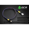 Кабель USB - microUSB 0.5м (Greenconnect GCR-50683) (черный) - Usb, hdmi кабель, переходникUSB-, HDMI-кабели, переходники<br>Кабель USB для быстрой зарядки смартфона, поддержка 2A, позволяет подключать мобильные устройства, которые имеют разъем micro USB 5pin к USB AF разъему компьютера.<br>