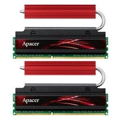apacer ares ddr3 2400 dimm 8gb kit (4gbx2)