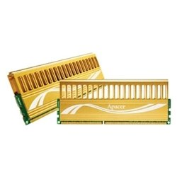 apacer giant ii ddr3 1800 dimm 2gb kit (1gbx2)