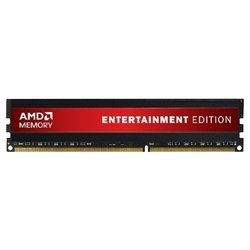 AMD Entertainment Edition DDR3 1600 DIMM 8GB with Heat Shield