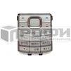 Клавиатура для Nokia 6500 classic (М0034236) (серебристый) - Клавиатура для мобильного телефонаКлавиатуры для мобильных телефонов<br>Если клавиатура вышла из строя или просто стерлись надписи на кнопках, замените ее и Ваше устройство будет как новое.<br>