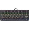 Defender Stalker GK-170L - КлавиатураКлавиатуры<br>Повышенная износостойкость. Прочное дно из анодированного алюминия. Аппаратная блокировка клавиши WIN во время игры. Распознает одновременное нажатие 87 клавиш. Влагоустойчивая конструкция клавиатуры. Регулируемая яркость подсветки.<br>