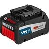 Аккумулятор для инструмента Bosch (18V 6.3Ah) (1600A00R1A) - АккумуляторАккумуляторы для инструмента<br>Bosch 1600A00R1A - аккумулятор для электроинструмента Bosch профессиональной серии, Li-Ion, напряжение 18В, емкость 6.3Ач, нет эффекта памяти, минимальный саморазряд.<br>