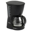 First FA-5464-2 (черный) - Кофеварка, кофемашинаКофеварки и кофемашины<br>Капельная, прохождение кипятка через молотый кофе. Емкость 8 чашек. Мощность 750 Вт. Функция поддержания температуры. Антикапельный механизм. Постоянный фильтр. Съемная корзинка фильтра.<br>
