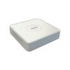 HiWatch DS-H108G (белый) - Видеорегистратор системы видеонаблюденияВидеорегистраторы систем видеонаблюдения<br>8-ми канальный гибридный видеорегистратор, USB-интерфейс: 2хUSB2.0, жесткий диск: SATA до 6 Тб.<br>