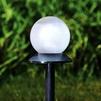 Светильник СТАРТ САД 1LED (сфера) - Настольная лампа, ночник, светильник, люстраНастольные лампы, светильники, ночники, люстры<br>Светильники на солнечной батарее. Тип крепления/установка: наземное. Питание: 1 аккумулятор АА. Материал корпуса: металл, пластик. Цвет светодиода: 2 белый. Объем аккумулятора: 600 mA. Размер, мм: 540 (высота).<br>