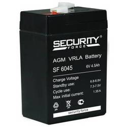 Security Force SF 6045 (6V 4.5Ah)