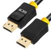 Кабель DisplayPort 20M - DisplayPort 20M 13м (Greenconnect GCR-50793) (черный) - HDMI кабель, переходникHDMI кабели и переходники<br>Этот кабель предназначен для устройств Displayport. Вы можете подключить монитор к компьютеру для передачи видео и аудио сигнала. Он также может быть использован для подключения ТВ к компьютеру, DVD-плееру и другим устройствам.<br>