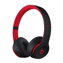 Beats Solo3 Decade Collection (MRQC2ZE/A) (черный, красный)