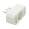 Сетевой разветвитель 3 розетки (Oxion Comfort OX-ACADP2X2.5.1X16WH) (белый) - Сетевой фильтрСетевые фильтры<br>Сетевой разветвитель на 3 розетки, материал корпуса: полипропилен (PP).<br>