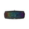 Qumo Expert К42 Black USB - КлавиатураКлавиатуры<br>Проводная USB клавиатура, мембранная, количество клавиш: 104 + 18, подсветка.<br>