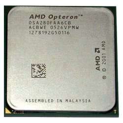 AMD Opteron Dual Core 280 Italy (S940, L2 2048Kb)