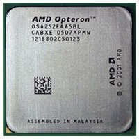 AMD Opteron 852 Athens (S940, L2 1024Kb)