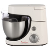 Moulinex QA5001B1 (белый, серый) - Кухонный комбайн, измельчитель