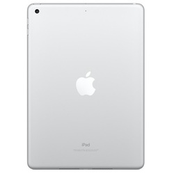 apple ipad (2018) 128gb wi-fi (серебристый) :::