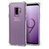 Чехол-накладка для Samsung Galaxy S9 Plus (Spigen Rugged Crystal 593CS22922) (кристально-прозрачный) - Чехол для телефонаЧехлы для мобильных телефонов<br>Защитит смартфон от грязи, пыли, брызг и других внешних воздействий.<br>