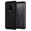 Чехол-накладка для Samsung Galaxy S9 Plus (Spigen Neo Hybrid Urban 593CS22975) (черный) - Чехол для телефонаЧехлы для мобильных телефонов<br>Защитит устройство от пыли, влаги, царапин и других внешних воздействий.<br>
