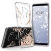 Чехол-накладка для Samsung Galaxy S9 Plus (Spigen Liquid Crystal Blossom 593CS22914) (кристально-прозрачный) - Чехол для телефонаЧехлы для мобильных телефонов<br>Обеспечит защиту телефона от царапин, потертостей и других нежелательных внешних воздействий.<br>