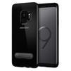 Чехол-накладка для Samsung Galaxy S9 (Spigen Ultra Hybrid S 592CS23025) (черный) - Чехол для телефонаЧехлы для мобильных телефонов<br>Обеспечит защиту устройства от ударов и падений.<br>