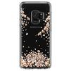 Чехол-накладка для Samsung Galaxy S9 (Spigen Liquid Crystal Blossom 592CS22827) (кристально-прозрачный) - Чехол для телефонаЧехлы для мобильных телефонов<br>Обеспечит защиту телефона от царапин, потертостей и других нежелательных внешних воздействий.<br>