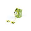 HARPER HK-66 (зеленый) - НаушникиНаушники<br>Наушники с микрофоном, вставные (затычки), 16 Ом, 96 дБ, разъем mini jack 3.5 mm.<br>