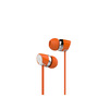 HARPER HV-104 (оранжевый) - НаушникиНаушники<br>Наушники с микрофоном, вставные (затычки), 32Ом, 100дБ.<br>