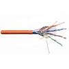 Витая пара FTP кат.5е LSZH 305м (Lanmaster LAN-5EFTP-LSZH) (оранжевый) - КабельСетевые аксессуары<br>Экранированная витая пара, категория 5е, материал медь, длина 305м.<br>