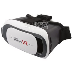 WK Magic MINI VR 3D Glasses WT-V02 (белый)